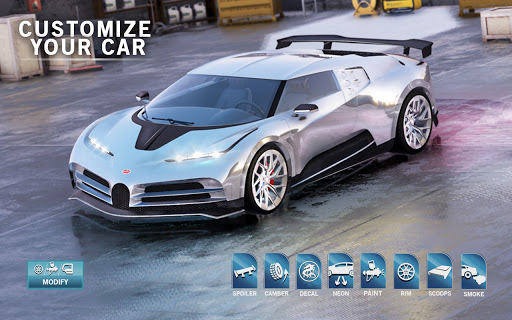 Car Driving Simulator: Centodieci screenshots 1