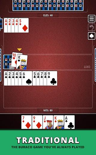 Buraco Canasta Jogatina: Card Games For Free 4.1.3 Screenshots 10