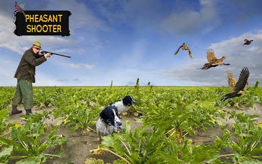 Pheasant Shooter: Crossbow Birds Hunting FPS Games 1.1 screenshots 1
