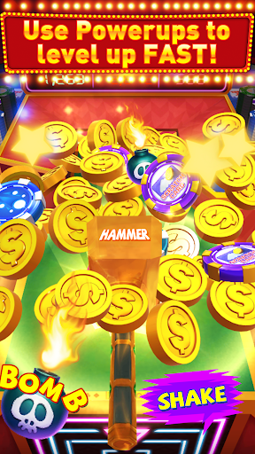 Coin Carnival - Vegas Coin Pusher Arcade Dozer 3.1 screenshots 5
