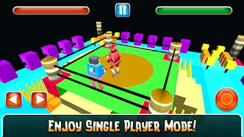 Drunken Wrestlers 3D - Clumsy Fights