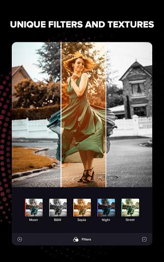 Gradient: AI Photo Editor android2mod screenshots 17