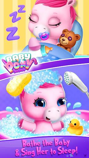 Baby Pony Sisters - Virtual Pet Care & Horse Nanny 5.0.14007 screenshots 2