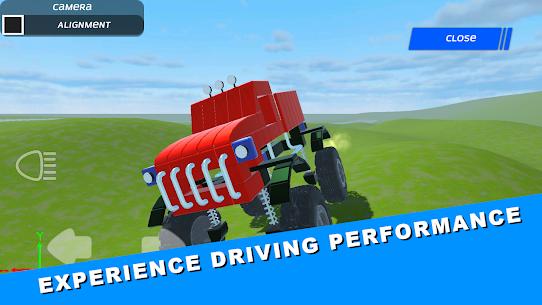 Genius Car 2: Car building sandbox MOD APK 1.0 (Free Purchase) 4