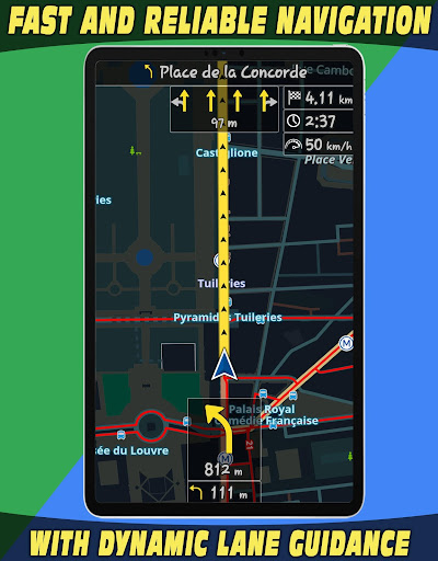 GPS Navigator with Offline Maps 2.6 Screenshots 21