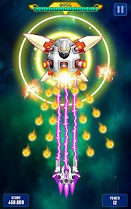 Space shooter – Galaxy attack – Galaxy shooter 2