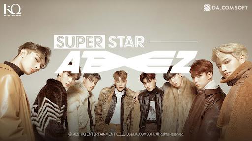 SuperStar ATEEZ  screenshots 1