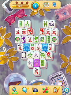 Mahjong City Tours Capture d'écran
