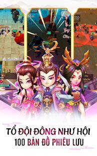 Kiếm Khách Mobile - Hội Tụ Anh Hùng Võ Lâm