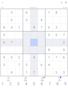 Sudoku – Sudoku puzzle, Brain game, Number game 9