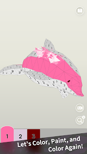 Coloring Diorama (Paid) : Color by Number 1.8.8 Apk 1