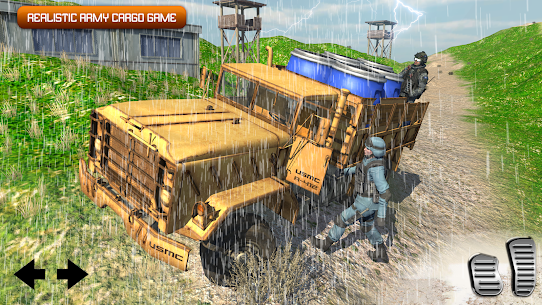 Army Truck Driving 2020: Cargo Transport Game 5