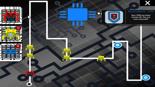 Hacker.exe - Mobile Hacking Simulator Free 1.7.3 Screenshots 7