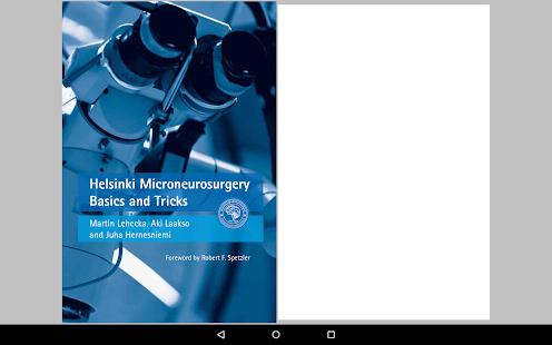 Helsinki Microneurosurgery