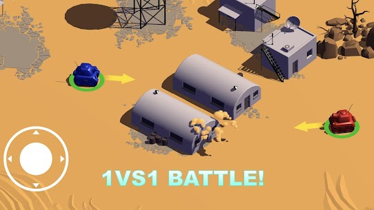 Tank Battle Online Match Hack for iOS and Android 1