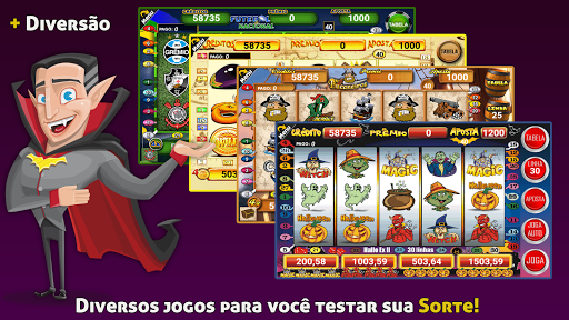 Halloween Slots 30 Linhas Multi Jogos apkdebit screenshots 12