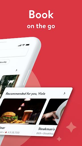 OpenTable: Restaurants Near Me 14.11.0.3617 Screenshots 2