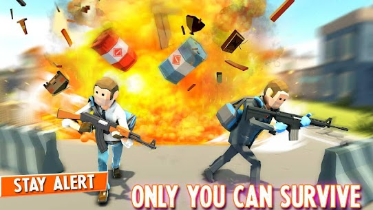 Counter Gangster City Strike: Battle Royale 2021 Hack Online (Android iOS) 1