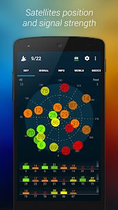 GPS Data+ v5.1 [Paid] by Propane Apps 2