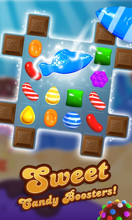 Candy Crush Saga  poster 1