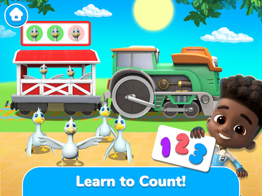 Mighty Express - Play & Learn with Train Friends android2mod screenshots 15