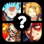 Anime Boku 4 Pics My Hero Quiz