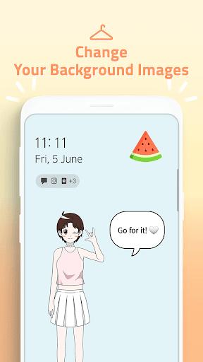 ShinVatar : K-pop style mini-me  screenshots 5