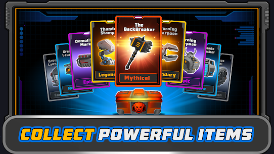 Super Mechs Mod Apk 7.611 Arm Unlimited Money and Token 2