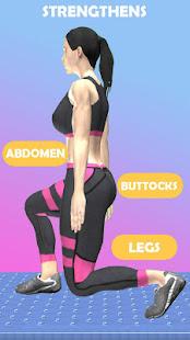 Leg and glute training
