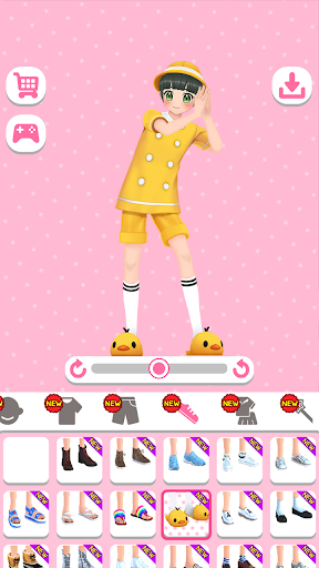 Styledoll - 3D Avatar maker 01.03.02 Screenshots 2