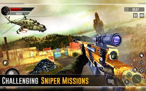 IGI Sniper 2019: US Army Commando Mission 1.0.13 Screenshots 17