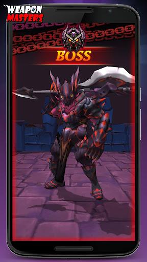 Weapon Masters : Roguelike 1.7.0 screenshots 22