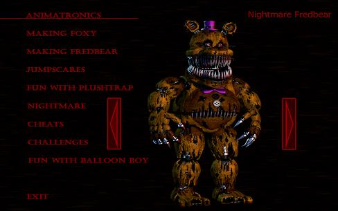 Five Nights at Freddys 4 Hileli Apk Güncel 2021** 16