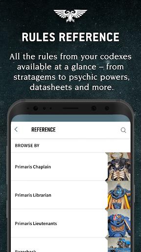 Warhammer 40,000 : The App apktram screenshots 2
