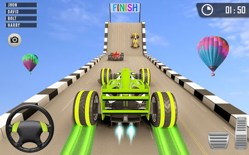 Formula Car Racing Adventure: New Car Games 2020  screenshots 2