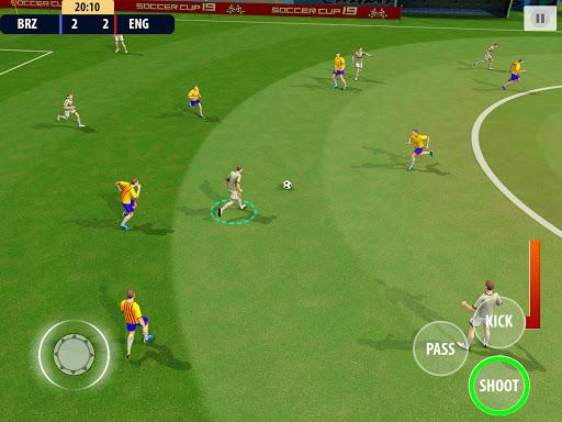 Soccer League 2021: World Football Cup Games 2.0.0 Screenshots 11