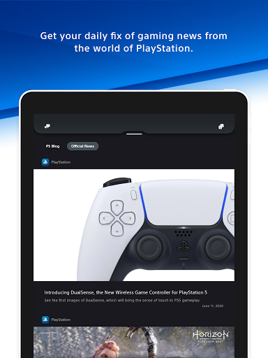 Foto do PlayStation App