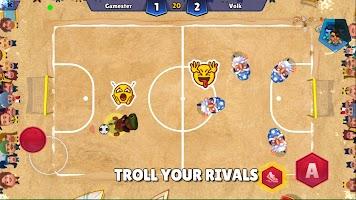 Football X – Online Multiplayer Football Game