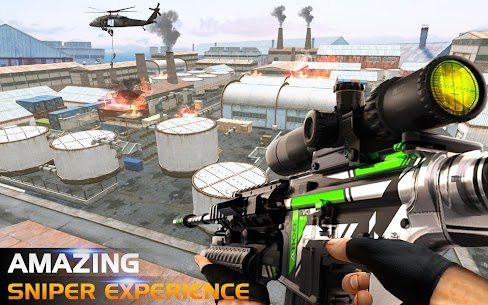 Anti Terrorist Team Shooter Mod Apk: Offline Shooting Games 8