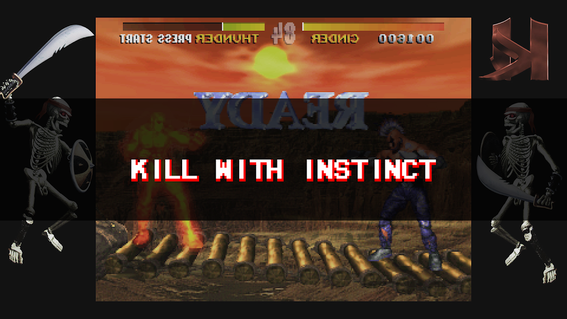 Imágen 7 de The Kill with Instinct (Emulator) para android