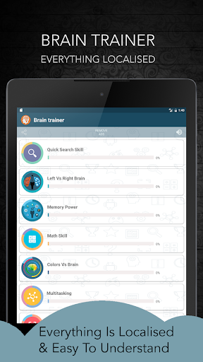 Brain Training 8.5.9 screenshots 14
