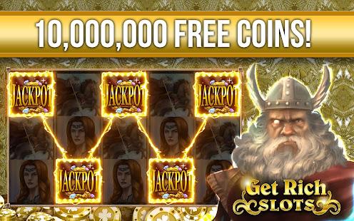 Get Rich: Free Slots Casino Games with Bonuses 1.117 Screenshots 1