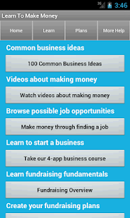 Fundraising & Make Money Tools & Tutorials Screenshot