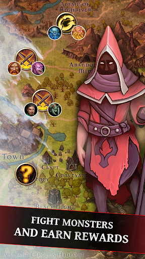 Duels RPG - Fantasy Adventure screenshots 4