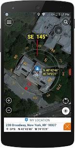 Compass Coordinate Pro Cracked APK 3