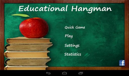 Educational Hangman in English 2.67 screenshots 13
