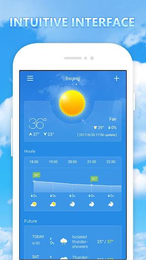 Weather 2.6 Screenshots 1