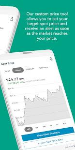 Live Gold & Silver Spot Price