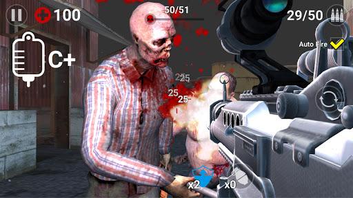 Gun Trigger Zombie  screenshots 2