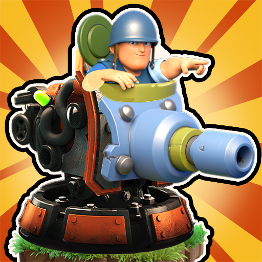 Tower Defense Realm King: Epic TD Strategy Element